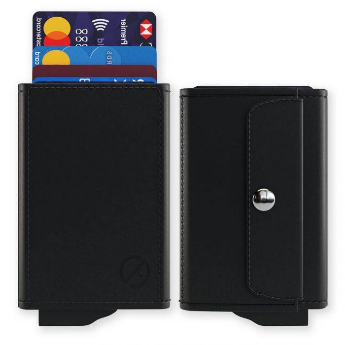 RFID Schutz Kartenetui und Brieftasche